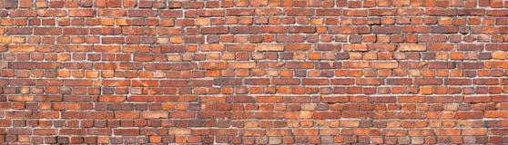 Backsteinmauerbeschaffenheit, Hintergrund der alten Maurerarbeit Lizenzfreie Stockbilder