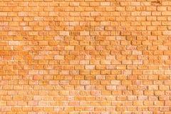Backsteinmauerbeschaffenheiten Stockfoto
