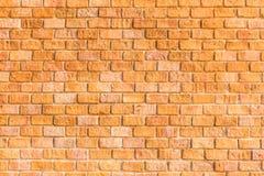 Backsteinmauerbeschaffenheiten Stockbild