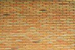 Backsteinmauerhintergrund lizenzfreie stockfotografie
