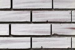 Backsteinmauerhintergrund Lizenzfreies Stockfoto
