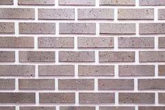 Backsteinmauerhintergrund, Beschaffenheit des grauen Steins blockiert Nahaufnahme Lizenzfreie Stockbilder
