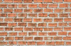 Backsteinmauerhintergrund und -beschaffenheit Lizenzfreies Stockfoto