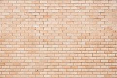 Backsteinmauerhintergrundbeschaffenheit, ackground Material des IndustrieHochbaus Lizenzfreies Stockbild