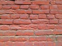 Backsteinmauerhintergrundbeschaffenheit - Foto auf Lager Lizenzfreies Stockfoto