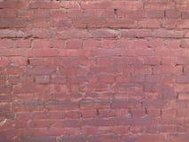 Backsteinmauerhintergrundbeschaffenheit - Foto auf Lager Lizenzfreie Stockfotos