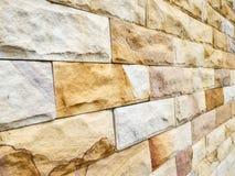 Backsteinmauerklassiker stockbilder