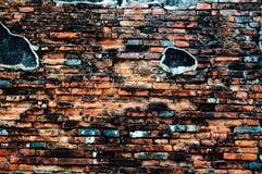 Backsteinmauern. Lizenzfreie Stockbilder