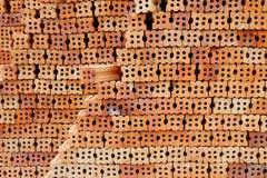 Backsteinwand Lizenzfreies Stockfoto