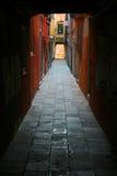 backstreet Βενετία Στοκ εικόνες με δικαίωμα ελεύθερης χρήσης