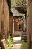 A backstreet alley, Southern China Stock Image