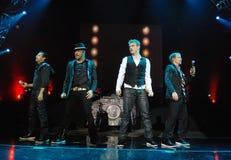 Backstreet Boys royalty-vrije stock foto