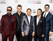 Backstreet Boys Royaltyfria Bilder
