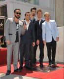 Backstreet Boys Royalty Free Stock Images