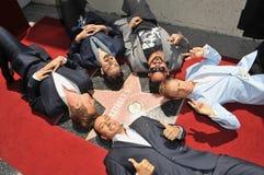Backstreet Boys Royalty Free Stock Photo