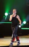 Backstreet Boys-Weltausflug-Peking-Konzert Stockbild