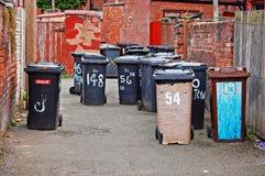 Backstreet Gran Bretaña Imagen de archivo