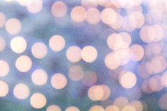 Backtground abstrait de bokeh de couleur Photos stock