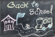 Backto school Royalty Free Stock Photos