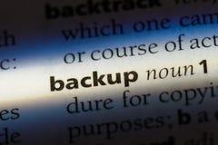 backup lizenzfreie stockfotos