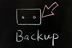 Backup Stock Images