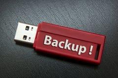 backup stockfotografie