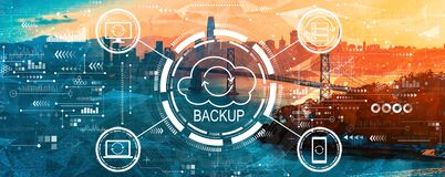 Free Backup Concept With The Bay Bridge In San Francisco Royalty Free Stock Photography - 173747607