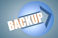 Backup Stock Photography