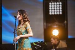 Backup Singer Stock Images
