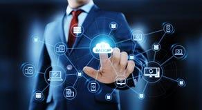 Backup Storage Data Internet Technology Business concept stock photo