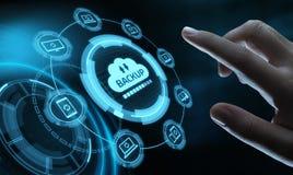 Backup Storage Data Internet Technology Business concept royalty free stock photo