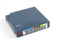 Backup tape Royalty Free Stock Image