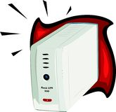 Backup UPS Stock Images