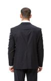 Backview of businessman Royalty Free Stock Photography