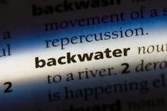 backwater fotografia de stock