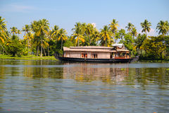 Backwaters Royalty Free Stock Photo