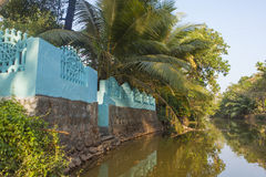 The backwaters kerala Royalty Free Stock Photography