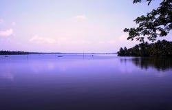Backwaters of Kerala, India Stock Image