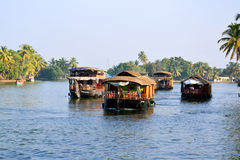 Backwaters Stock Images