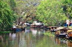 Backwaters Stock Photo