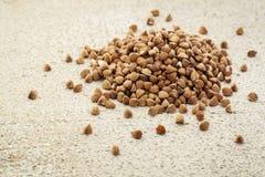 Backwheat adry kasza zdjęcie stock