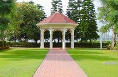 Backyard Royalty Free Stock Image