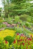 Backyard garden Royalty Free Stock Photo