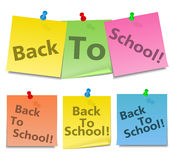 Bacl to School Stock Image