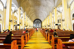 Baclaran Church, Metro Manila, Philippines Stock Photos