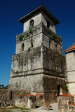 Baclayon church bell tower Royalty Free Stock Images
