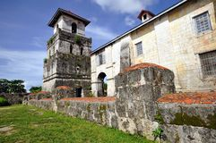 Baclayon Church, Bohol, Philippines Royalty Free Stock Image