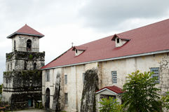 Baclayon Church - Philippines Stock Photos