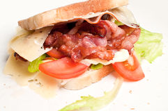 Bacon Stock Photo