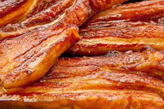 Bacon Fotografia de Stock Royalty Free